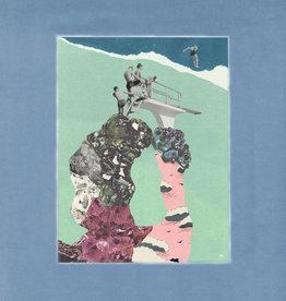 DRÉA Collage Affiches 8.5X11 Le plongeon Dréa Collage