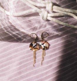 Sandrine Devost Boucles d'oreilles Swirl SD1329 Multi Sandrine Devost