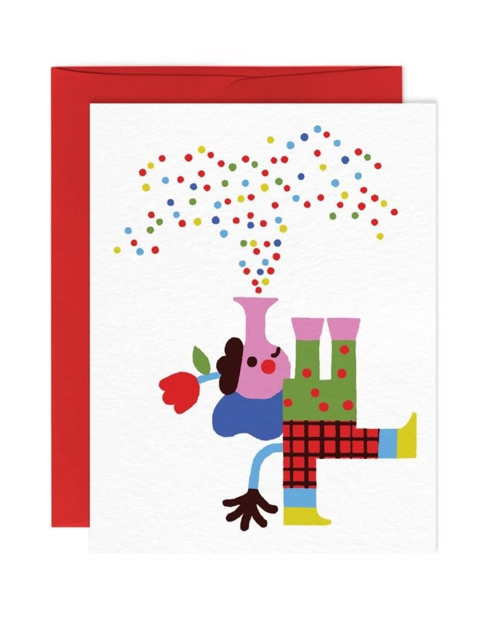 Paperole Carte de souhait Paperole Éléphant