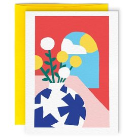 Paperole Carte de souhait Paperole Sun Ball