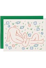 Paperole Carte de souhait Paperole Picnic
