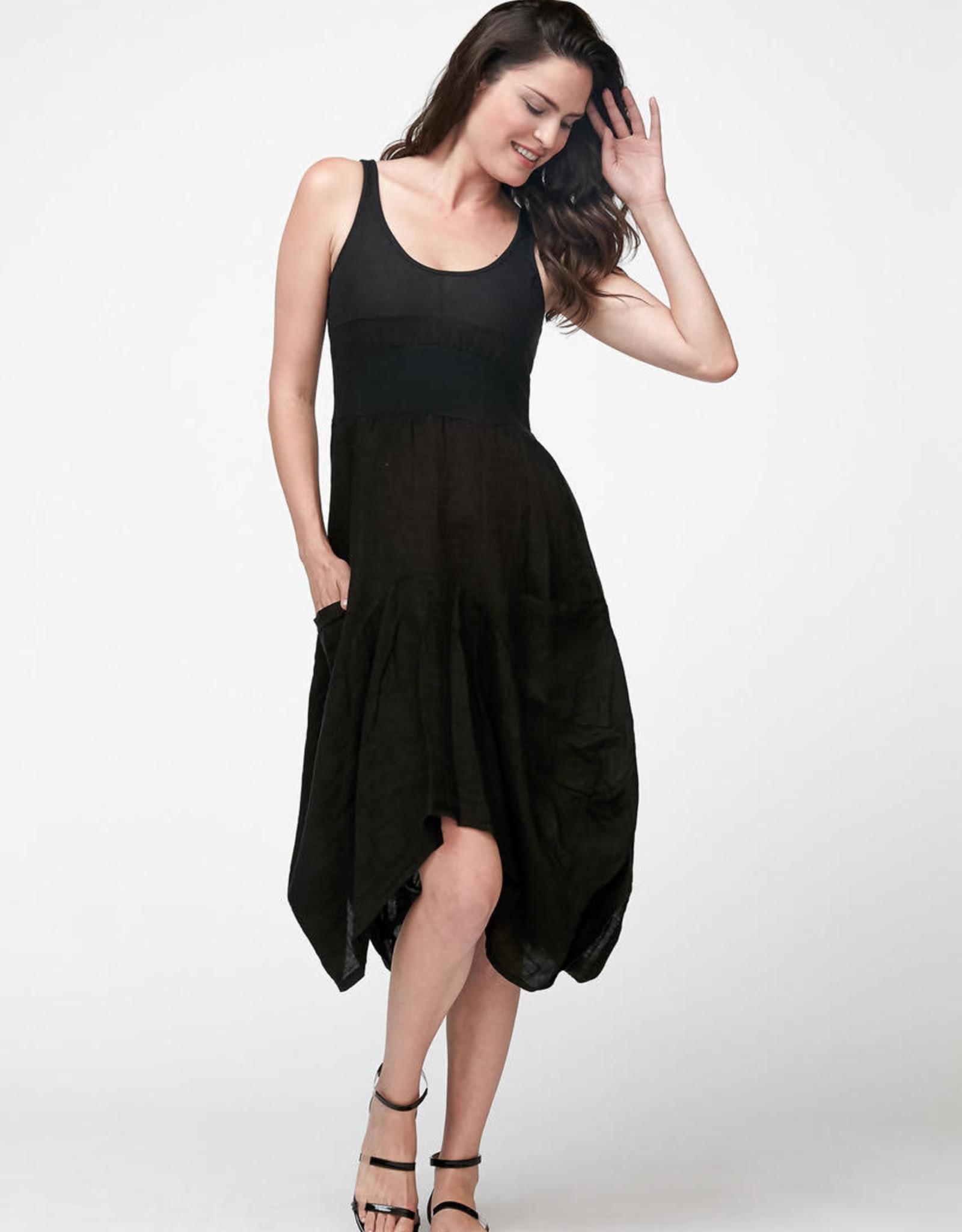 Inizio Linen Magic Dress