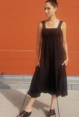 Inizio  Linen Deco Dress