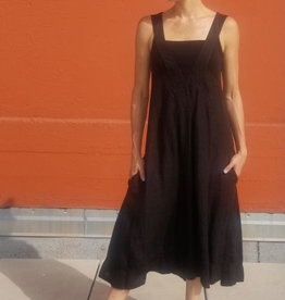 Inizio Inizio Linen Deco Dress