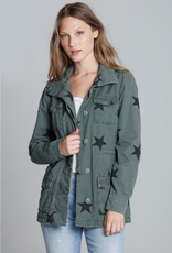Driftwood Military Star Jacket