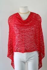 Knit Poncho