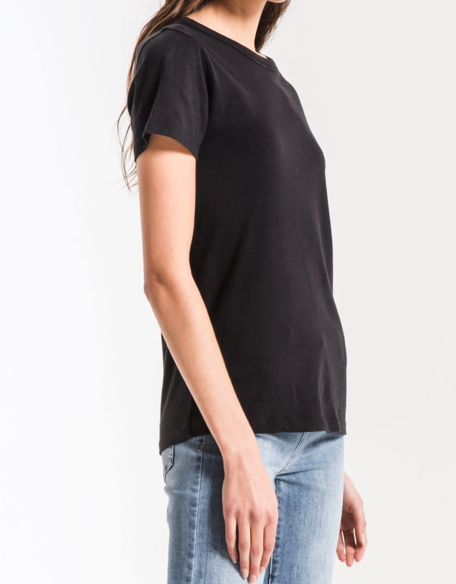 Z Supply The Perfect Crew Tee Shirt
