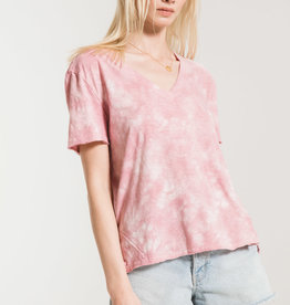 Z Supply Cloud Tie Dye Tee Shirt