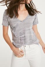Z Supply Camo Pocket Tee Shirt