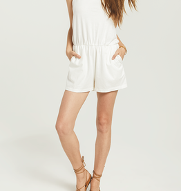 Z Supply Adira Cotton Romper