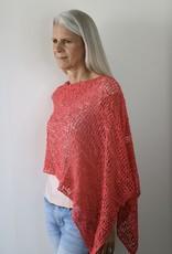 Van Klee Knit Poncho