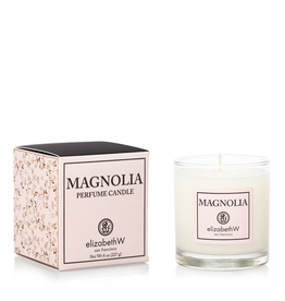 ElizabethW Magnolia Candle