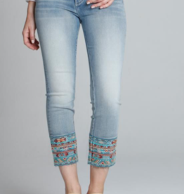 Driftwood Colette Sedona  Crop Jeans