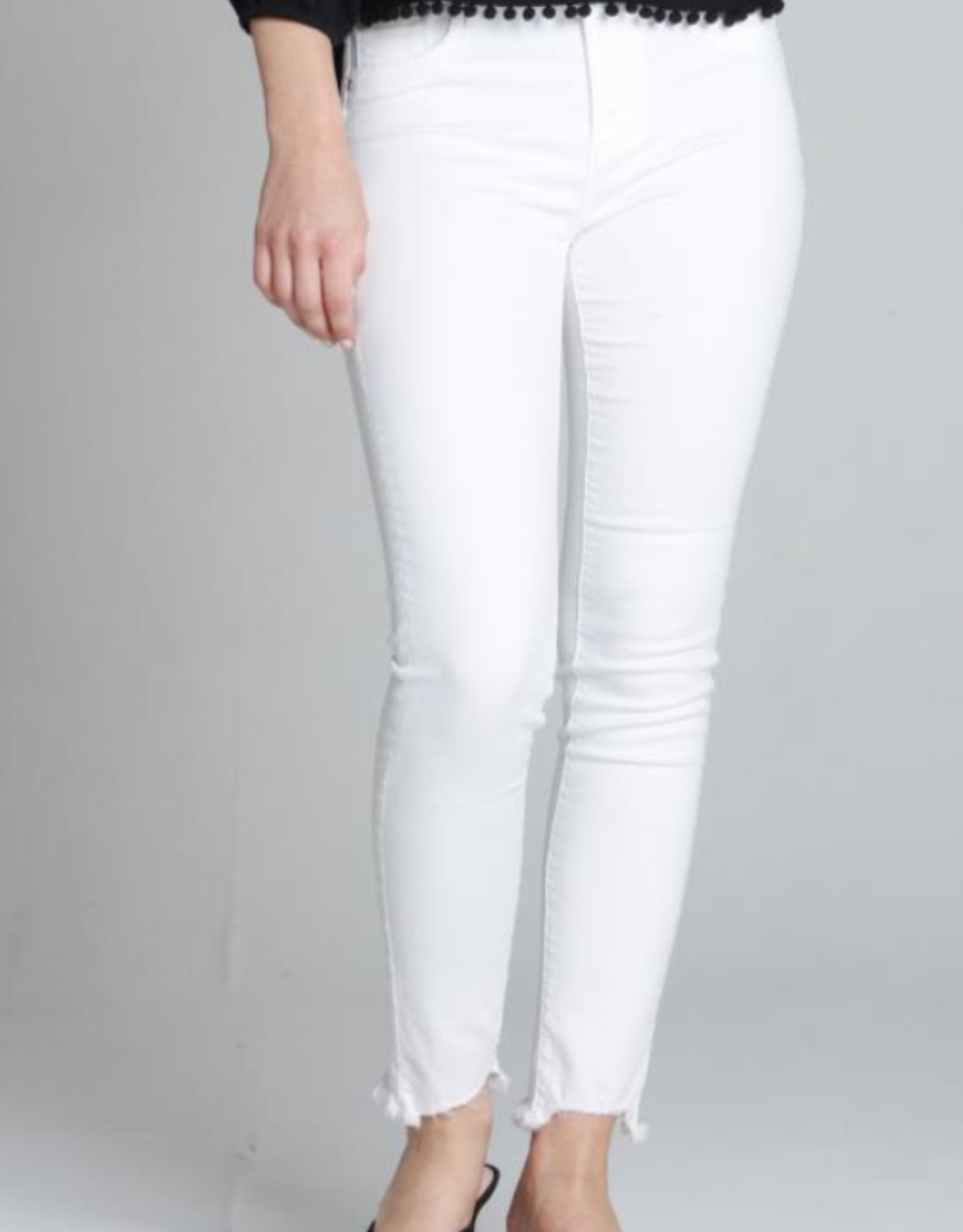 Driftwood Jackie Jeans  Downtown White