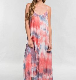 Lovestitch Tie Dye Maxi Dress