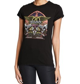 Aerosmith Skeletons Tee Shirt