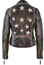 Mauritius Christy Leather Jacket Vintage