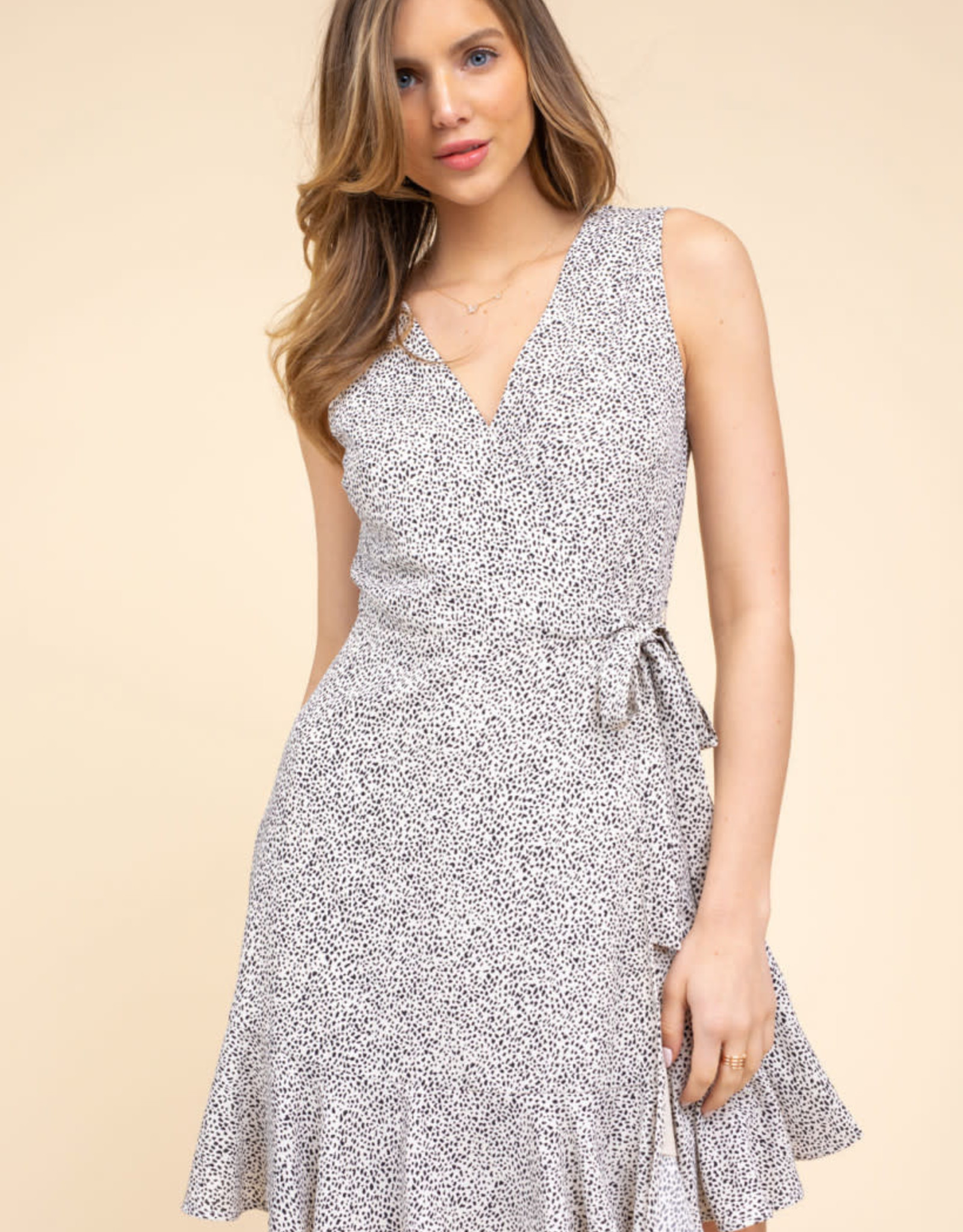 Gilli Sleeveless Mini Dress