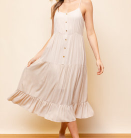 Gilli Spaghetti Strap  Dress