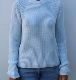 525 Jane Crewneck Raglan Sleeve Sweater