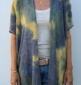 Chris & Carol Tie Dye Cardigan