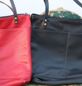 Jess Conti Dublin Double Pocket Tote