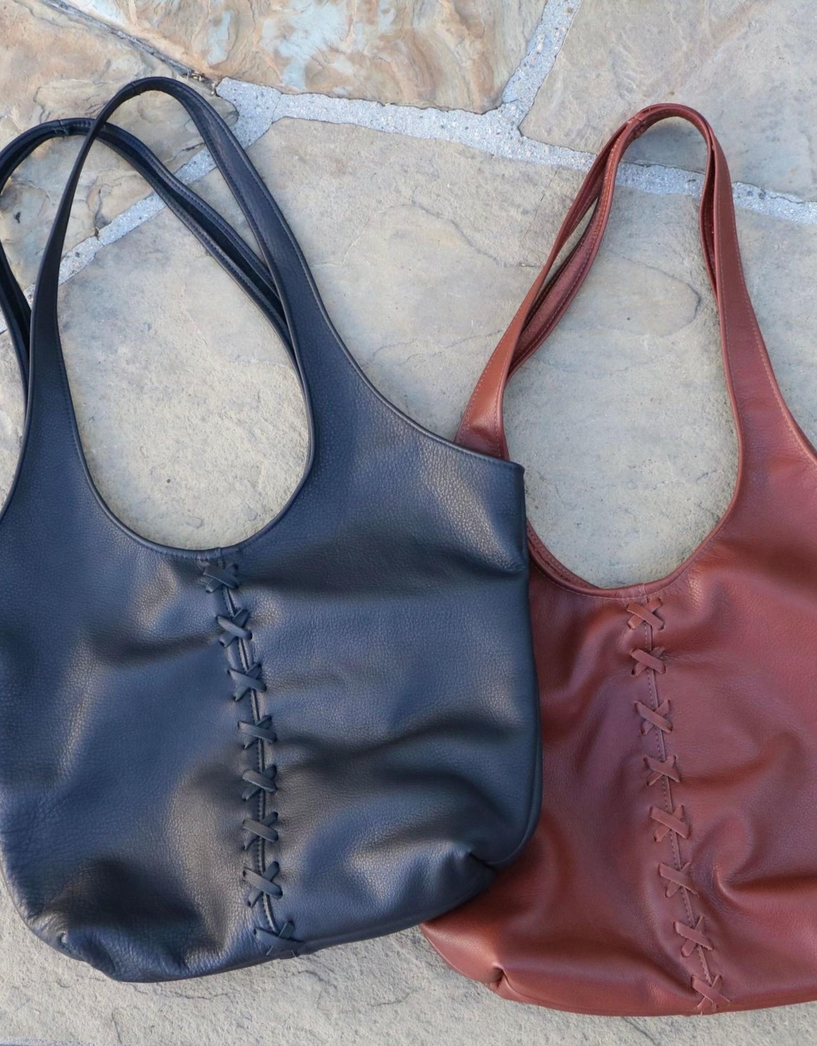 Jess Conti  New Moon Shoulder Bag