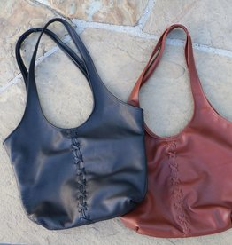 Jess Conti New Moon Shoulder Bag