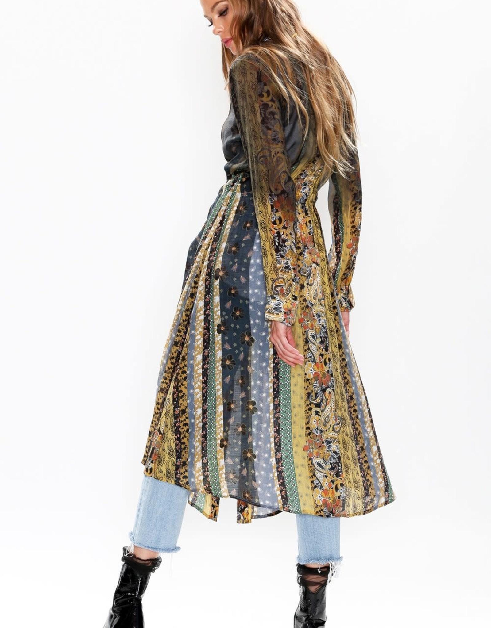 Aratta Jeanne Shirt Dress