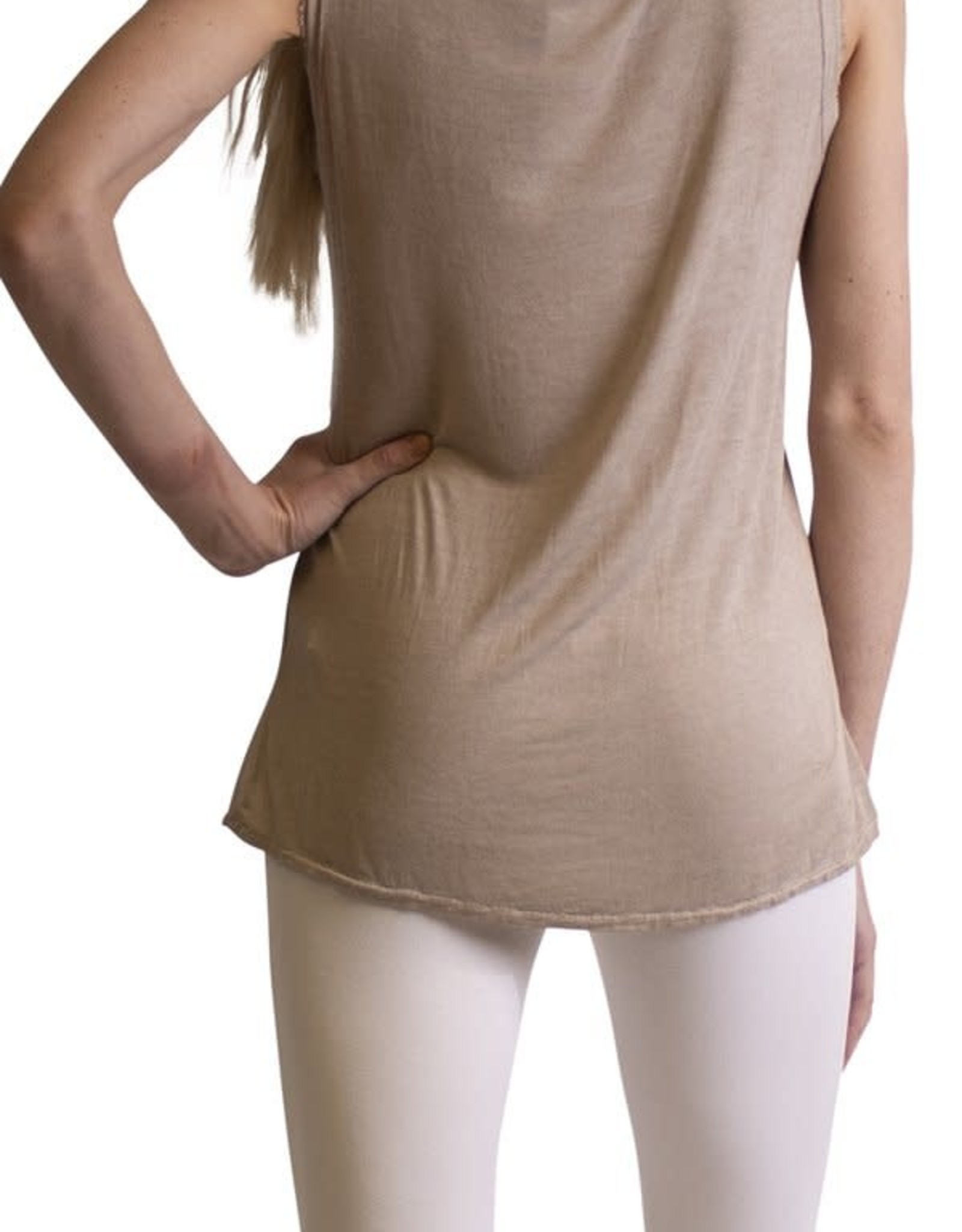 Maglietta Silk Tank