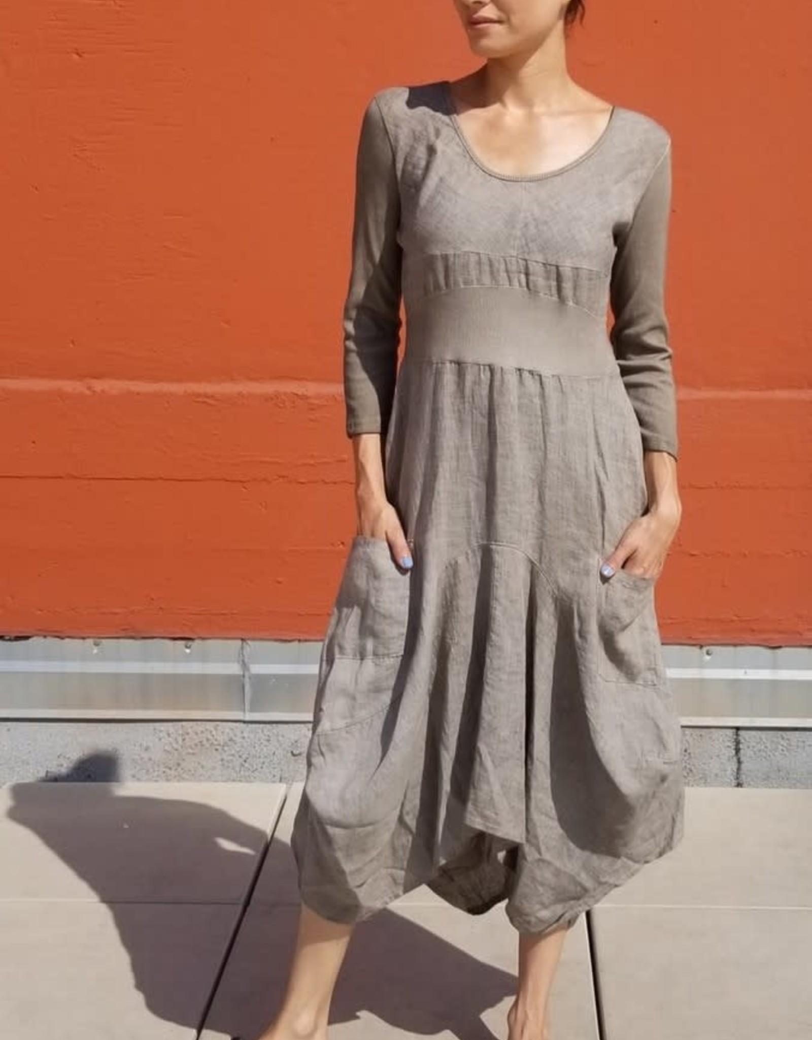 Inizio Magic Dress 3/4 Sleeve