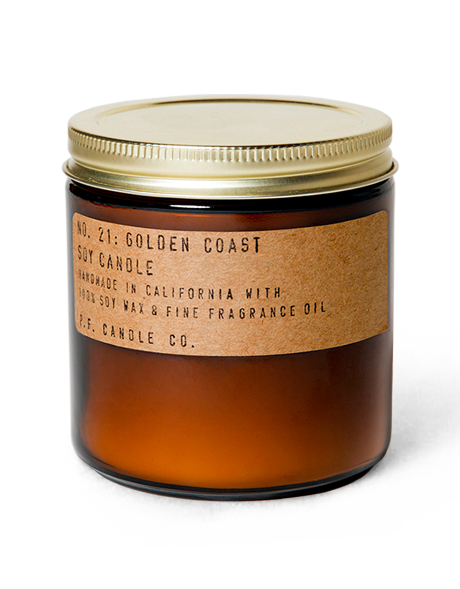 Large Soy Candle Golden Coast