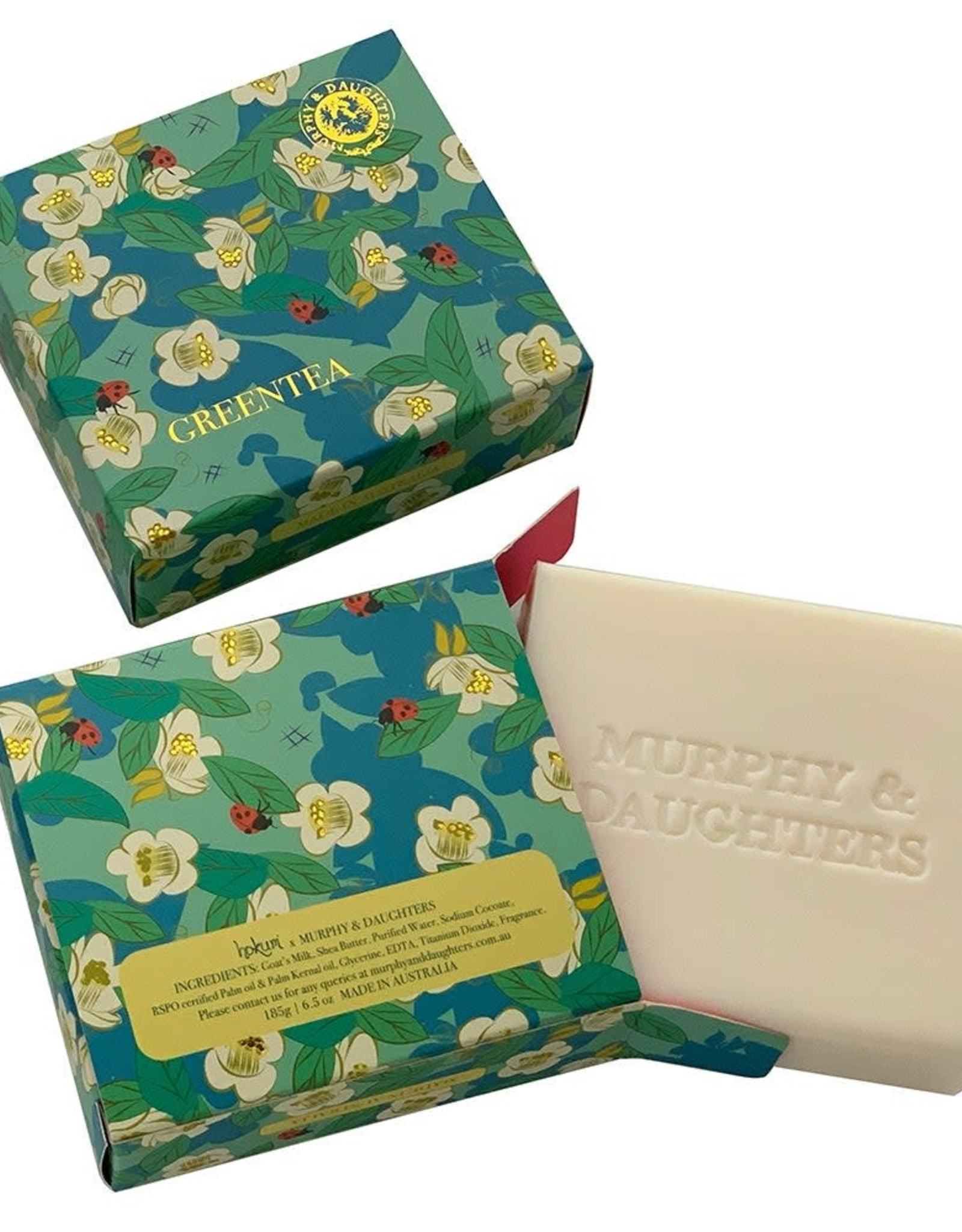 Murphy & Daughters Boxed Soap
