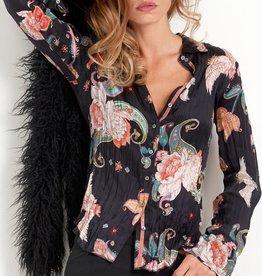 Kimono Floral Shirt