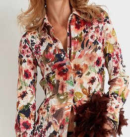 Cino Tuscan Floral Shirt