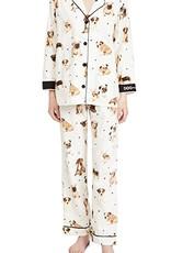 PJ Salvage Flannel PJs Puppies