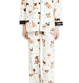 PJ Salvage Flannel PJs Puppies