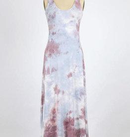 Final Touch Tie Dye Maxi Dress