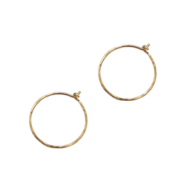 PS Gold Hoops Small