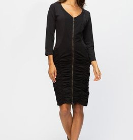 Wearables by XCVI XCVI Johanne Zipper Dress