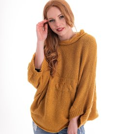 Cienna Braid Mohair Sweater