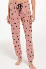 Z Supply Love Notes Star Jogger