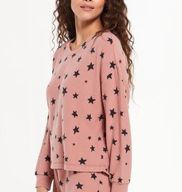 Z Supply Bridget Star Pullover
