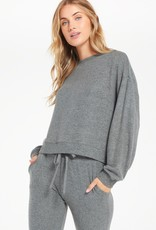 Z Supply Noa Marled Pullover