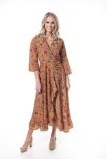 Cienna Wrap Dress