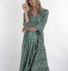 Cienna Wrap Dress