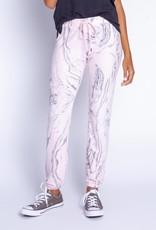 PJ Salvage Marvelous Marble Lounge Pants