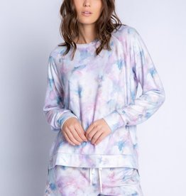 PJ Salvage Marble Vibes Pullover