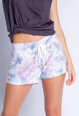 PJ Salvage Marble Vibes Shorts