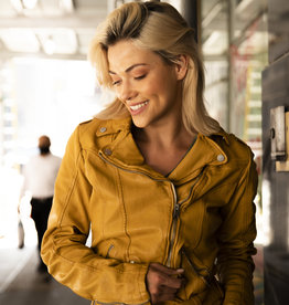 Mauritius Leather Wild Moto Jacket